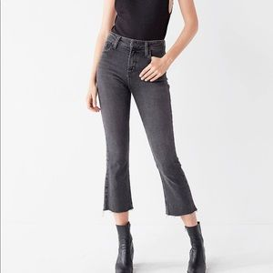 BDG High Rise Kick Flare Jeans